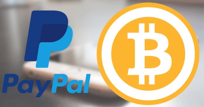 Acheter Bitcoin avec Paypal
