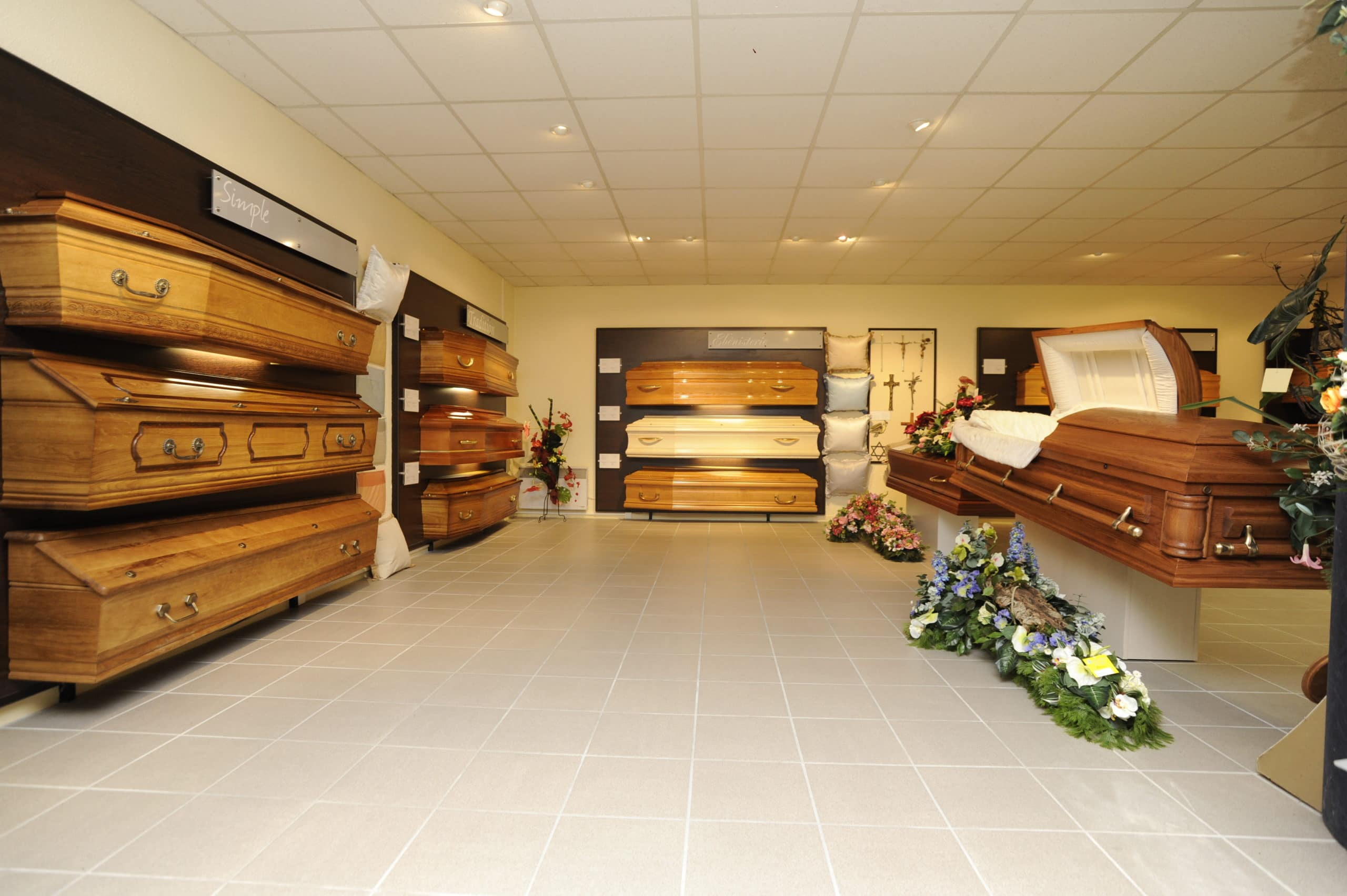 Service pompes funebres