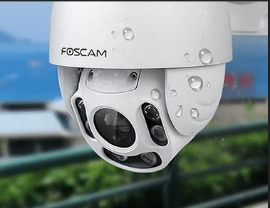 Pourquoi installer une caméra de surveillance Foscam?