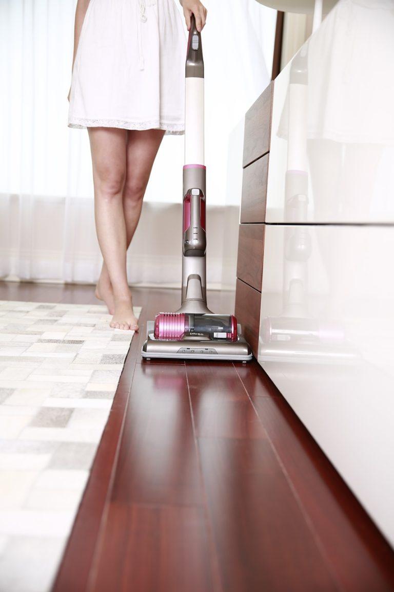 Utiliser un balai vapeur pour un nettoyage plus efficace
