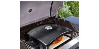 Four à pizza barbecue lidl